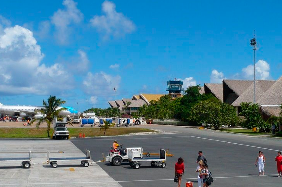 INTERNATIONAL AIRPORT OF PUNTA CANA