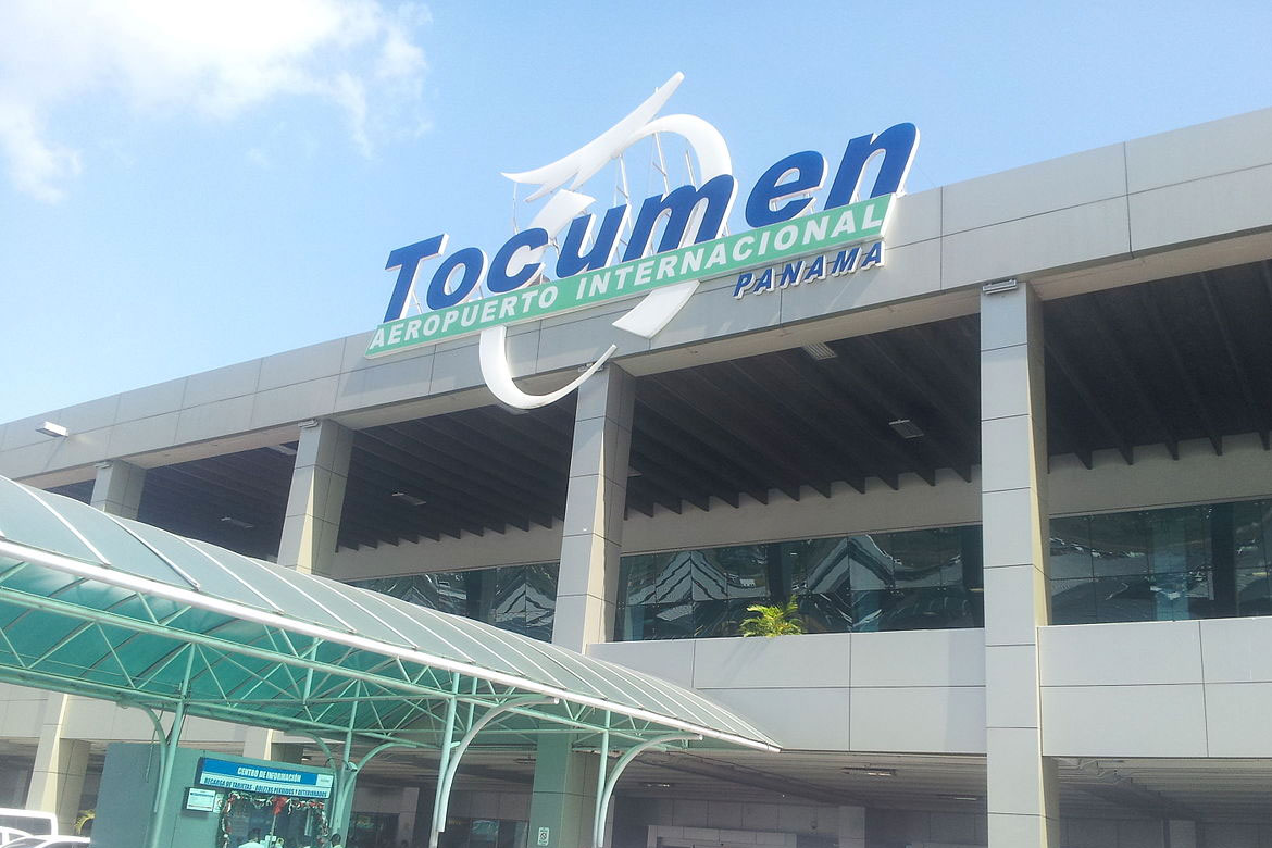 INTERNATIONAL AIRPORT OF PANAMA-TOCUMEN